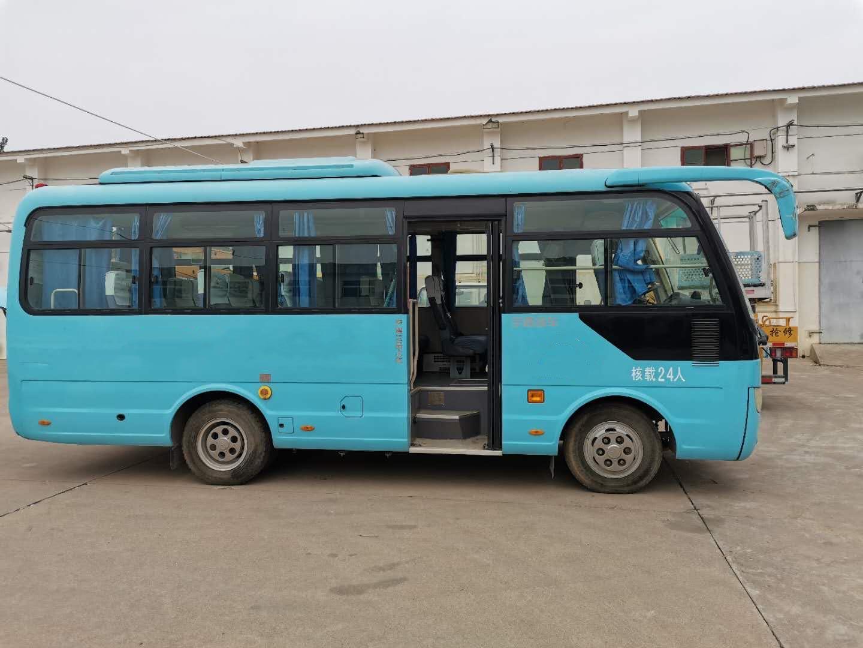 【郑州】16年24座宇通 二手大巴车 价格6.20万 二手车