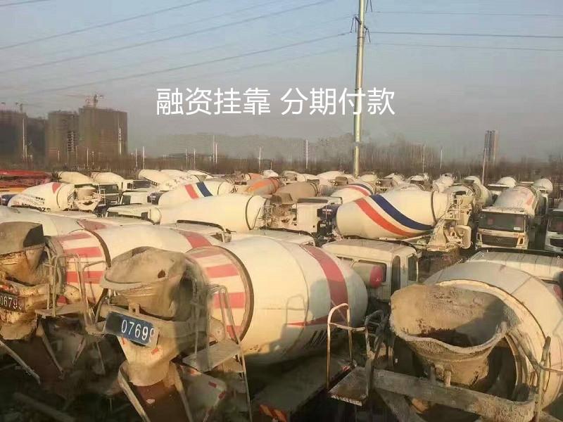 【贵阳】出售6立方混凝土搅拌罐车 包过户 价格5.00万 二手车