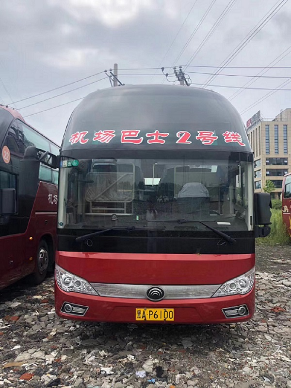 二手客车宇通6122最新款8台
