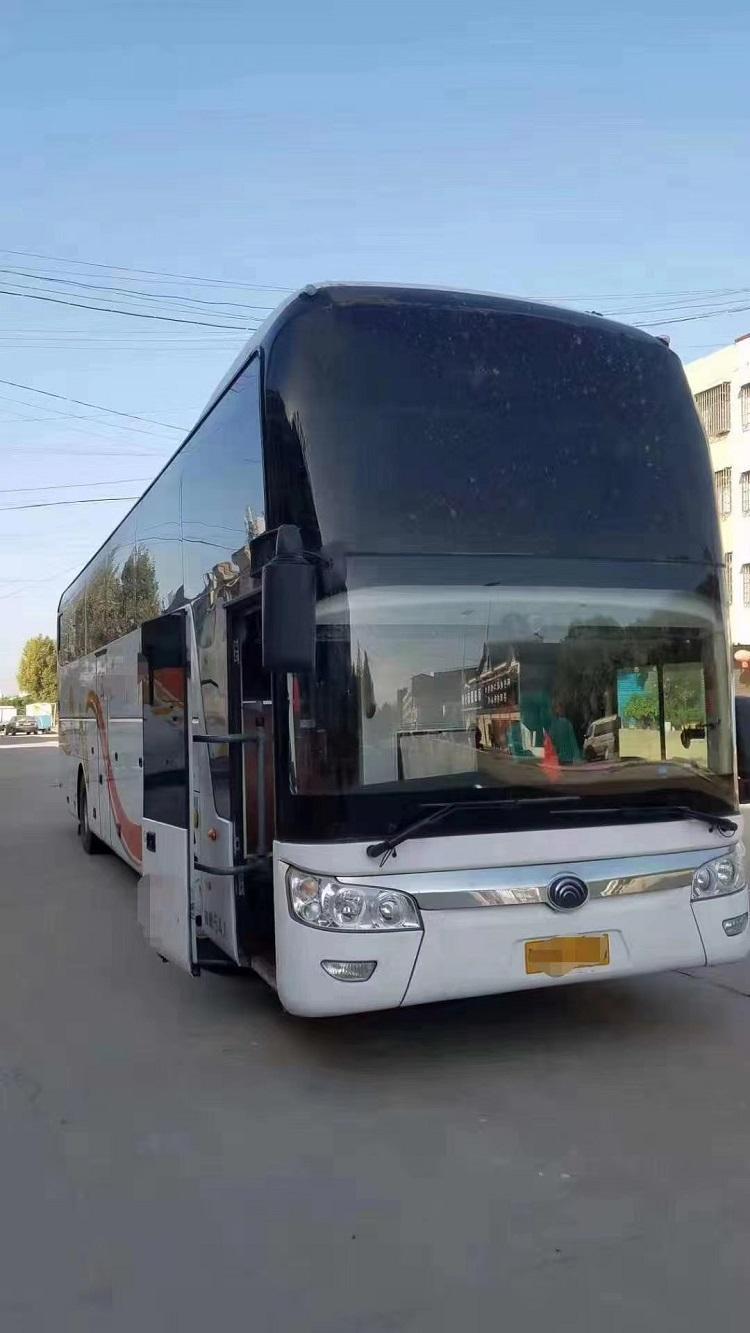 郑州二手大巴车|二手客车|48座宇通6126