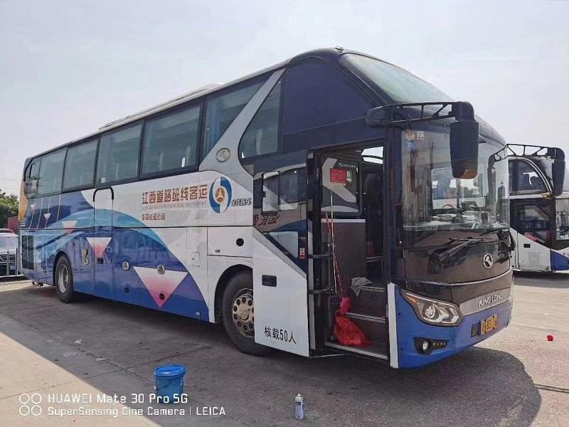 郑州二手大巴车|二手客车|18年7月份大金龙