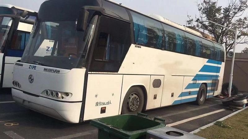 郑州二手大巴车|二手客车|北方客车39座