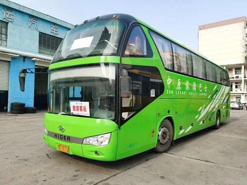 郑州郑州二手大巴车|二手客车|金龙海格6122二手车