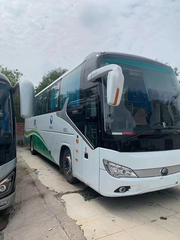 郑州二手大巴车|二手客车|宇通6120新款二手车