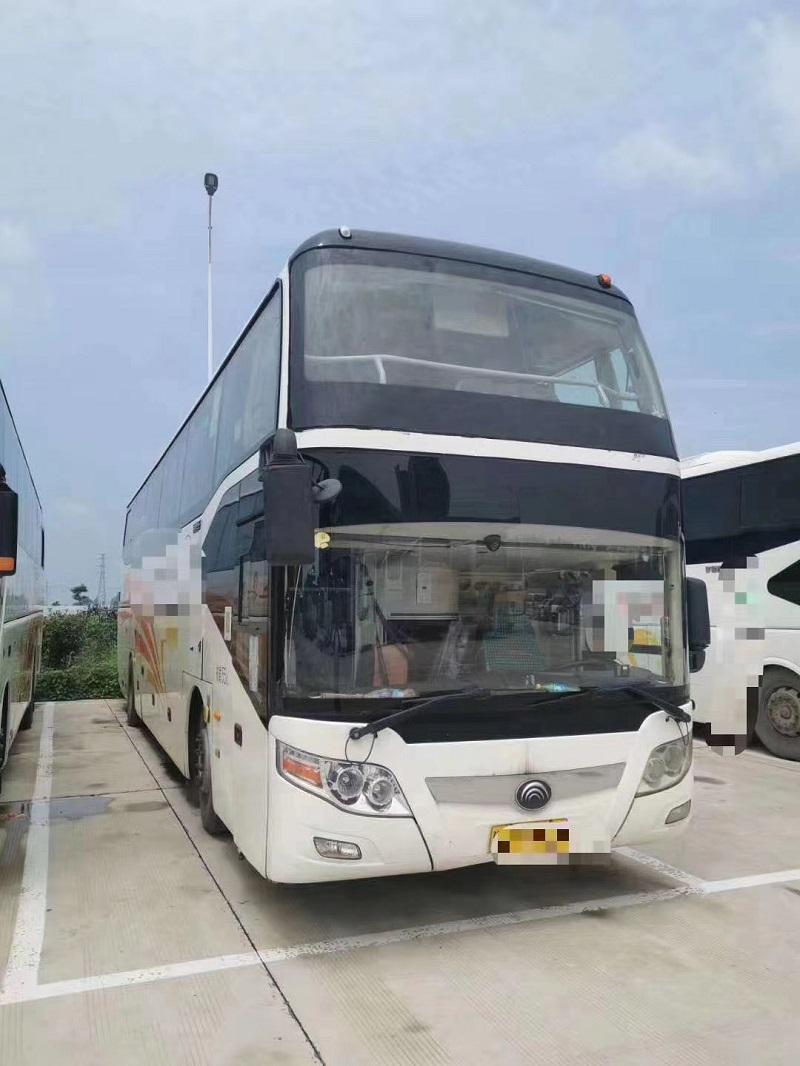 郑州郑州二手大巴车|二手客车|宇通6126二手车