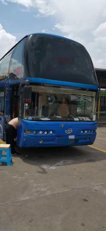 郑州二手大巴车|二手客车|重庆渝州牌客车二手车