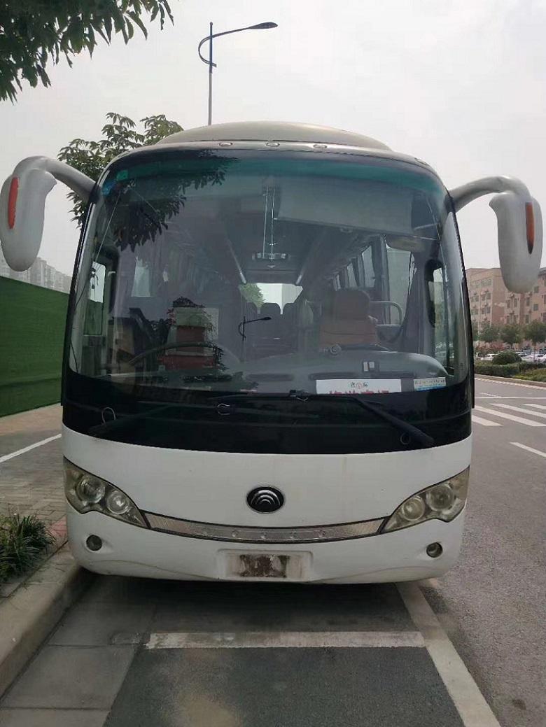 郑州二手大巴车|二手客车|宇通6858二手车