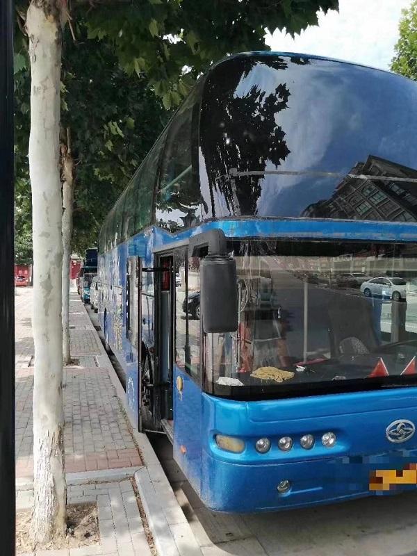 郑州郑州二手大巴 二手客车 东北配置二手车