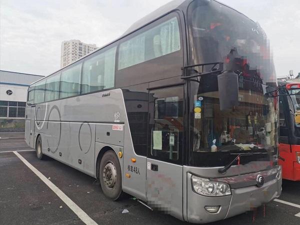 郑州郑州二手大巴 二手客车 宇通6126二手车