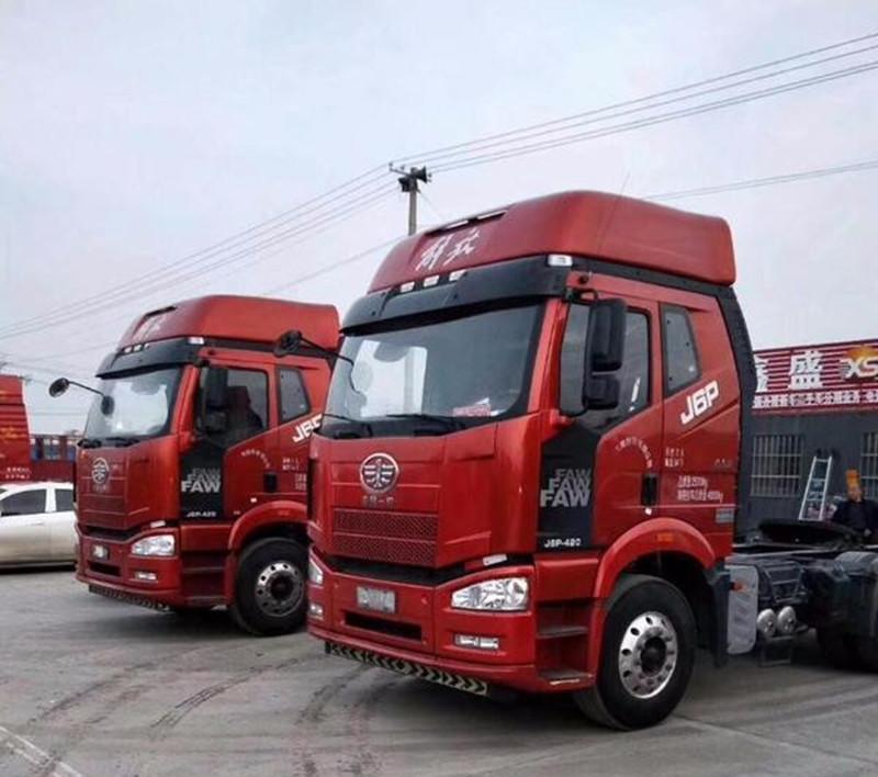 销售全新牵引车 解放J6双驱15264799488
