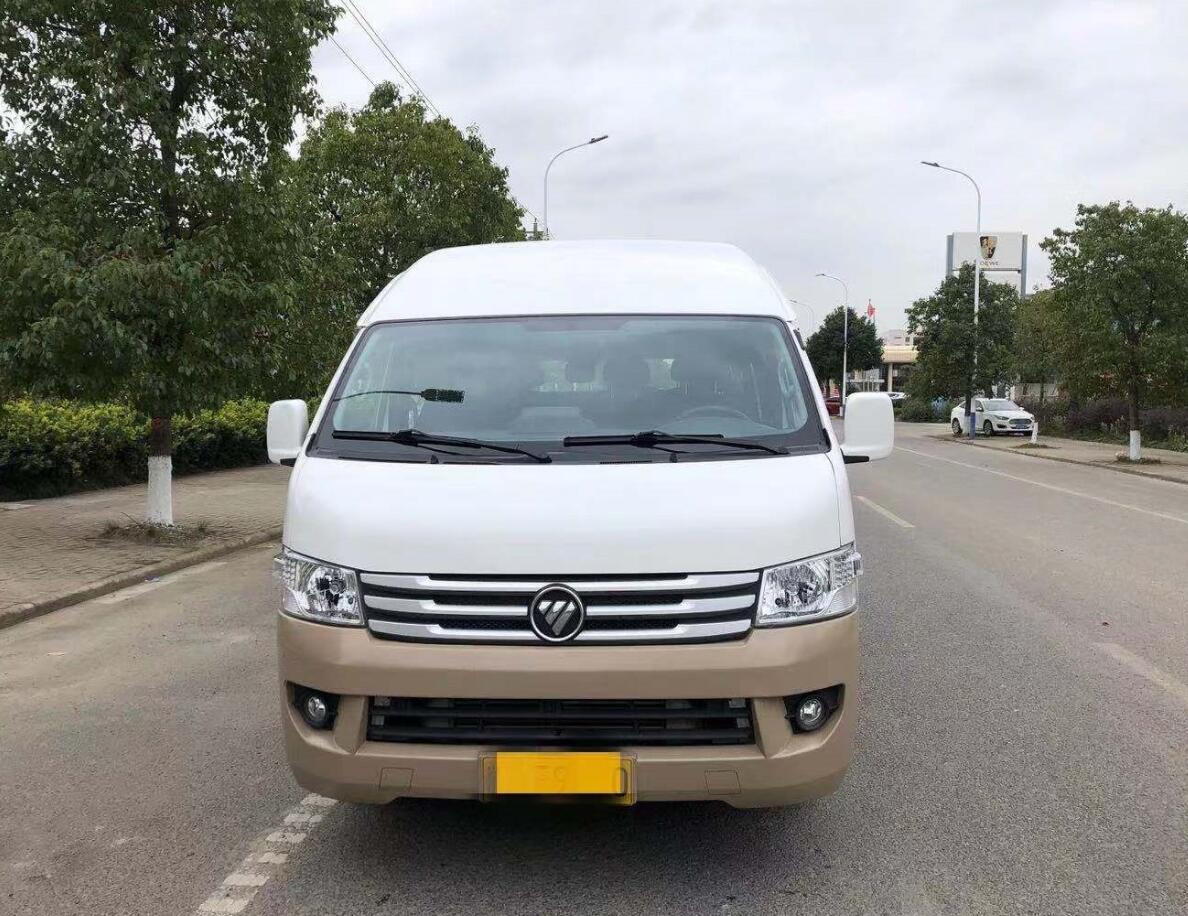寧波福田海獅14座客車二手車