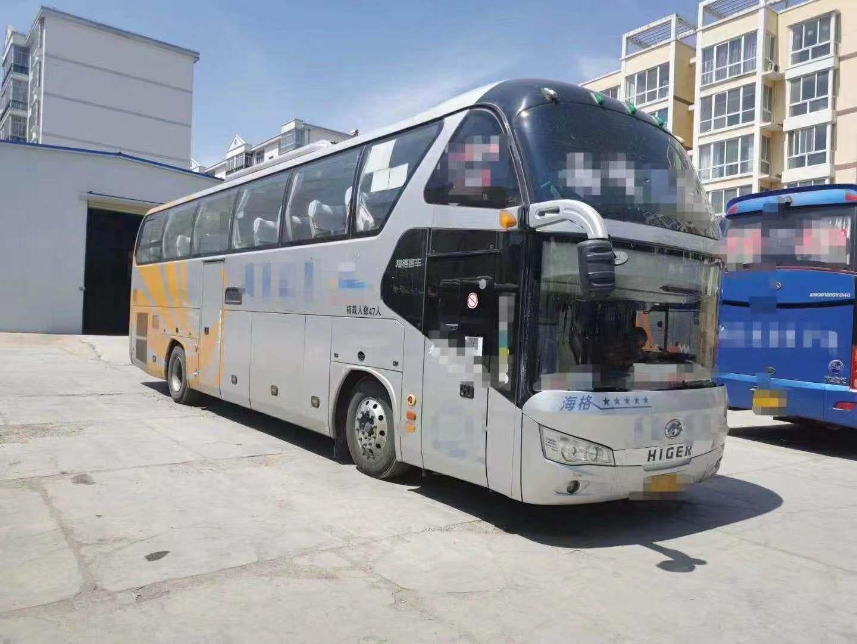 北海13年47座海格一層半 二手大巴車二手車