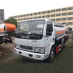5吨油罐车油罐车 流动加油车 加油站运油车 国六加油车