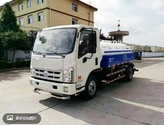 東風5噸灑水車二手車