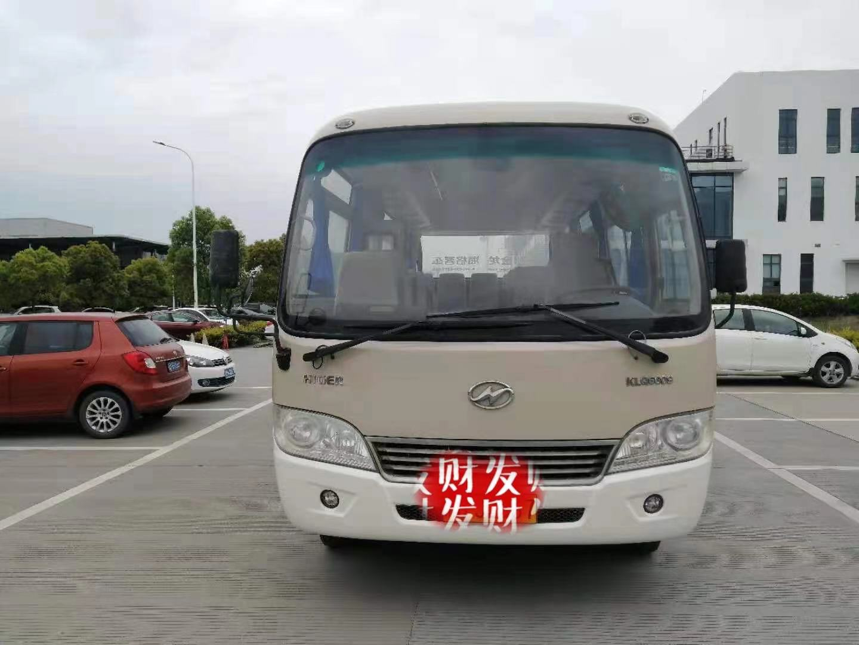 宁波金龙客车二手车