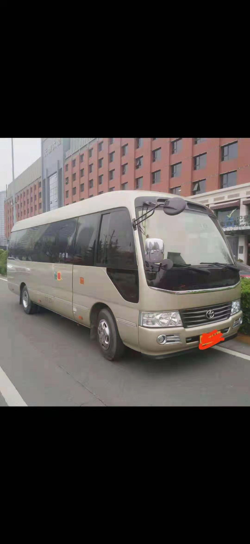 郑州丰田柯斯达二手车