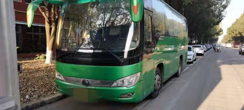 宁波35座客车二手车