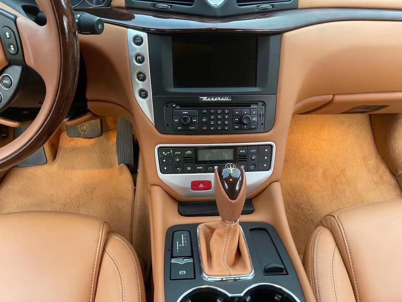 13款瑪莎GT 4.2 二手車