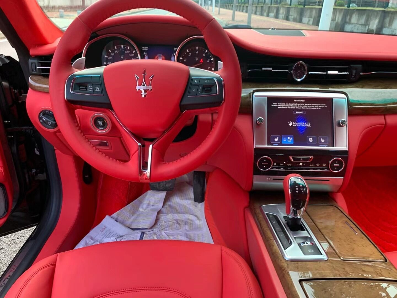 16年瑪莎拉蒂總裁3.8T-GTS 二手車
