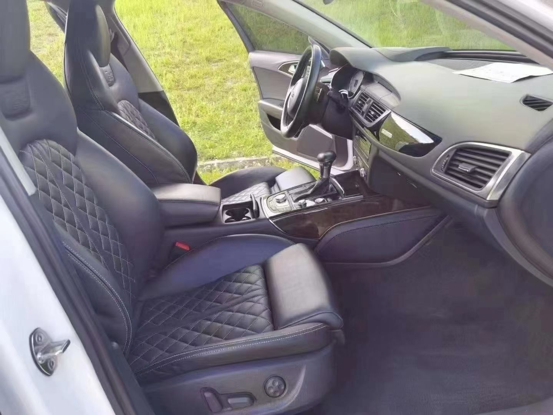 2018款奧迪S6二手車