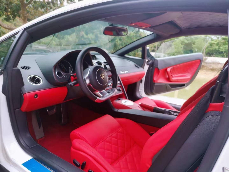 13款蘭博基尼LP560-4  V10-5.2二手車