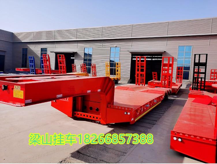 梁山厂家订做9米挖掘机运输车 全国发货二手车