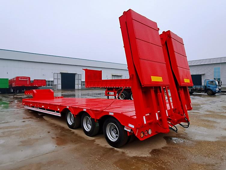 湖北专业订做13米挖掘机运输车 全国发货二手车