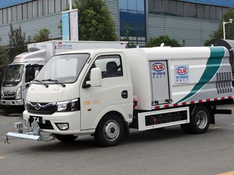 比亞迪新能源純電動路面養護車