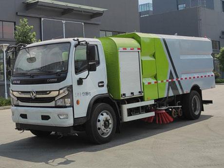 東風純電動新能源9方洗掃車