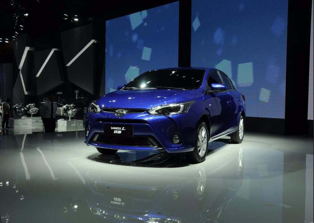 YARiS L 致享 2017款 1.5L G 自动 炫动版