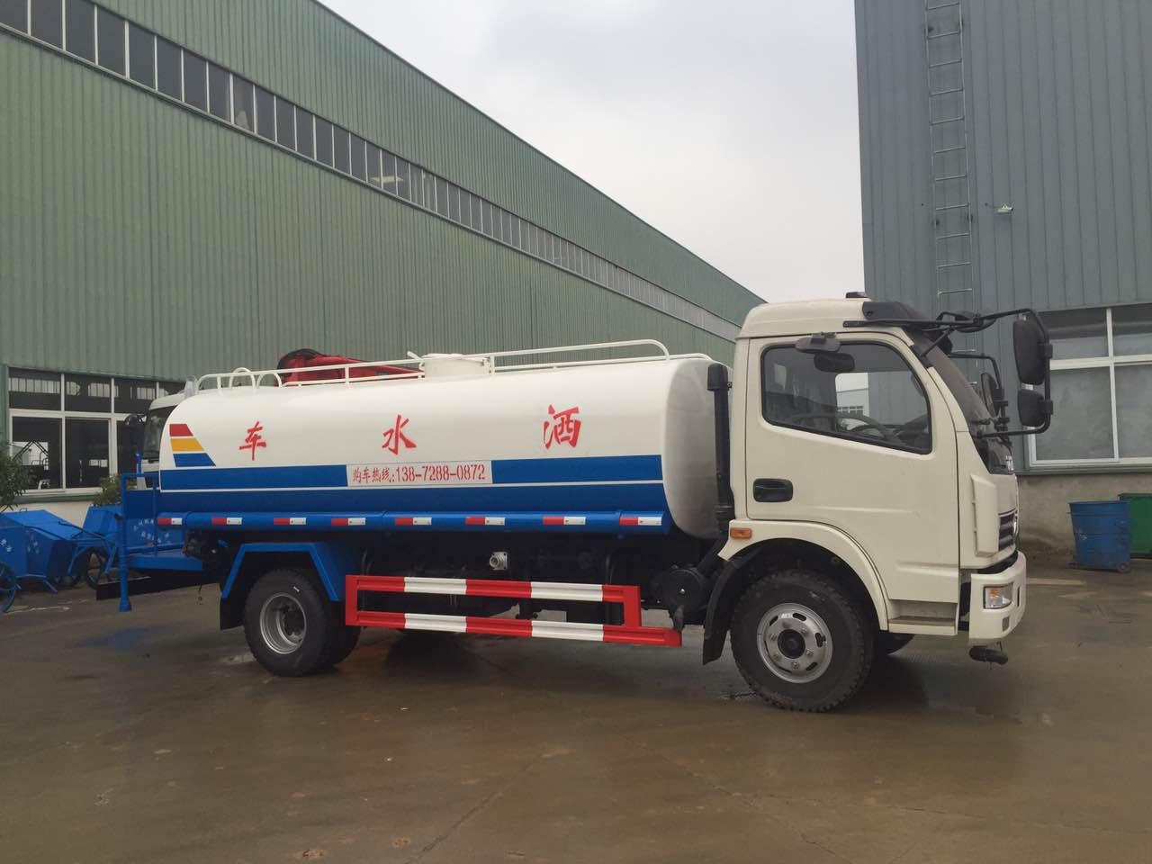 9.2吨大多利卡洒水车(国五)