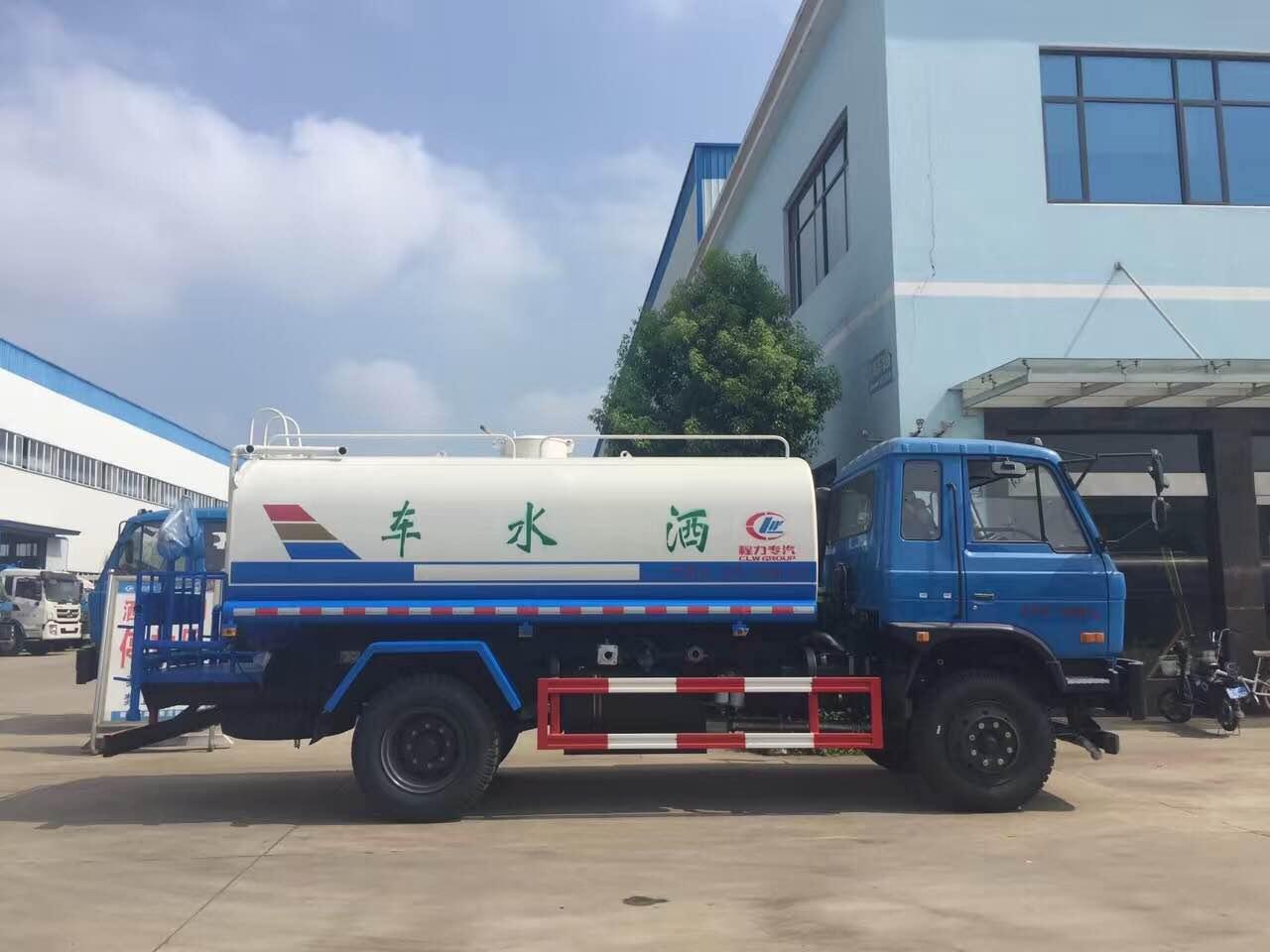 12吨东风145洒水车(国五)