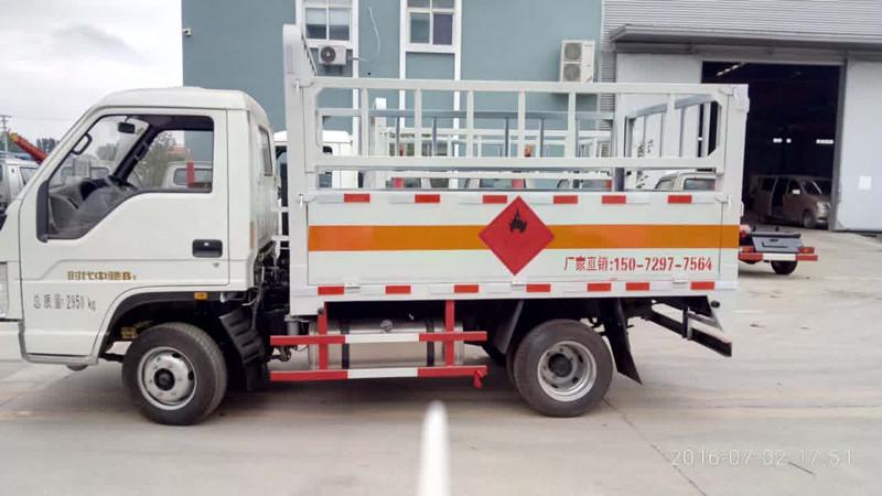 液化气瓶运输车-液化气瓶运输车价格