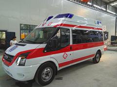 救护车配置