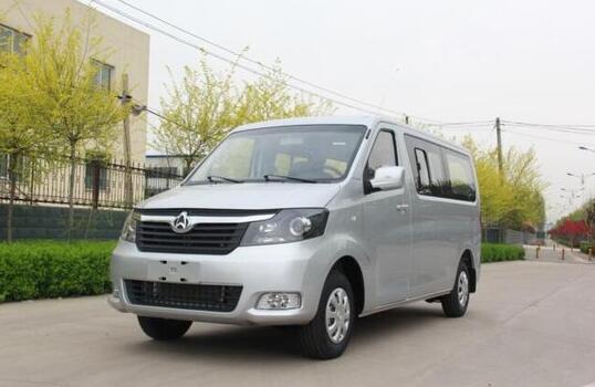 长安睿行M70最刚好的商客两用车