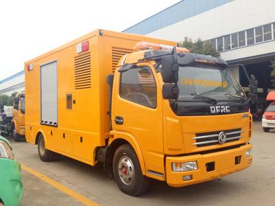 东风多利卡救险车-新车测评
