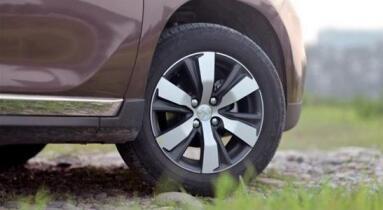 人人车教您7个关于轮胎实用的参数知识
