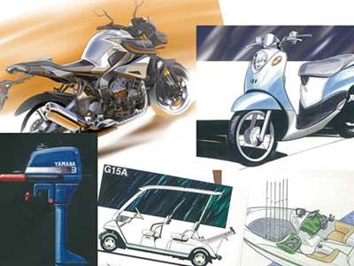 全新的构思和形式通往造物之路 雅马哈发动机设计