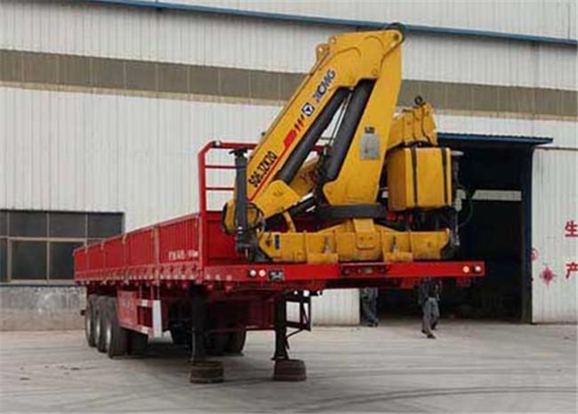 20吨后置半挂吊35吨前置半挂吊