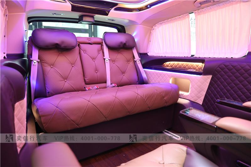 寧波 奔馳V級商務車定制廠家 V260房車價格多少 奔馳房車改裝報價