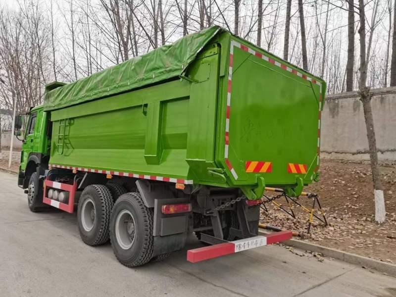 8*4渣土車可賣全國汕德卡 G7自卸車