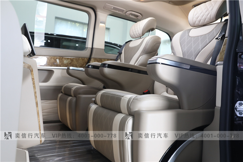 寧波 20款奔馳V級房車報價 9速4輪空氣懸掛底盤 工廠店優惠5-20萬