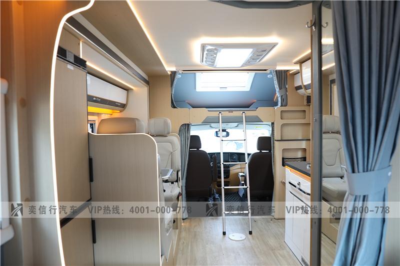 國六依維柯房車工廠直銷 鉑馳旅行家系列新款上市 老款促銷35萬起
