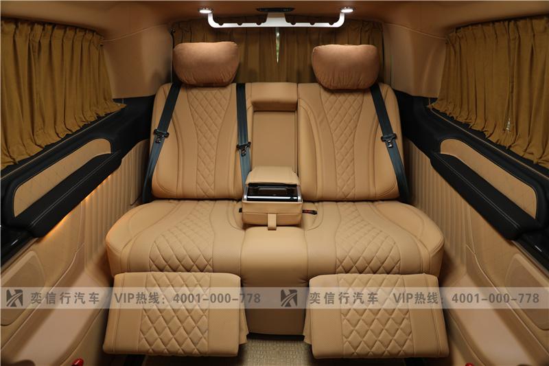 溫州 奔馳商務車價格多少? 奔馳V260房車 房車改裝工廠直銷店報價