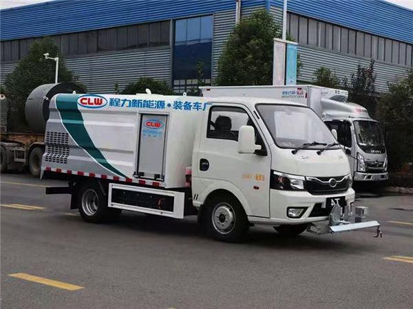 【比亚迪】程力新能源纯电动比亚迪T4路面养护车厂家直销