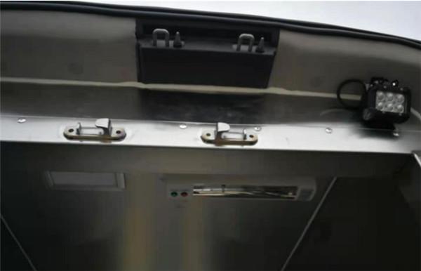新全順V362疫苗冷鏈車_3人座疫苗冷鏈車多少錢