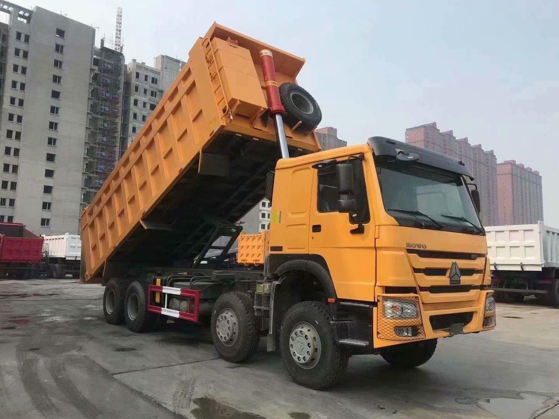 重汽出口版 HOWO 7米自卸車