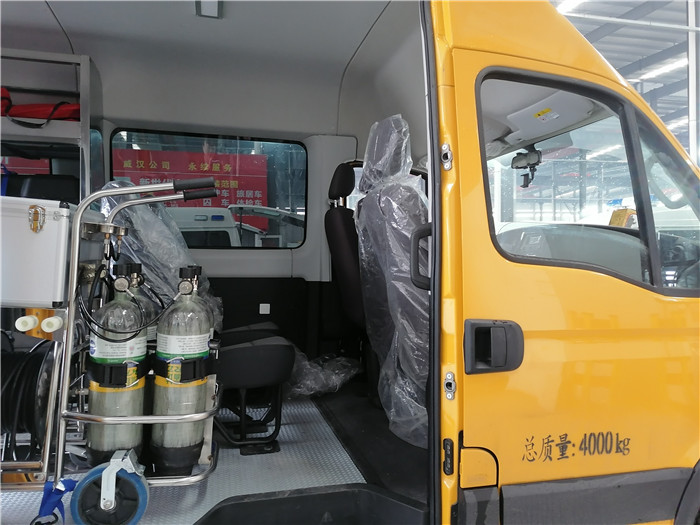 应急救险车多少钱_东风多利卡救险车_气防车_市政工程抢修车