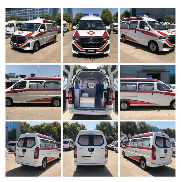 盤點:預算10萬左右能買啥樣的救護車?這5款救護車動力空間性能都不差,推薦給你!