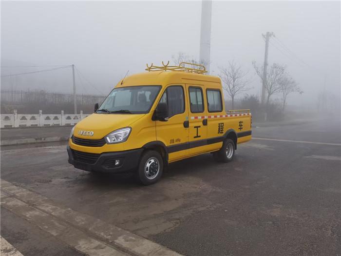 工程救险车配置_福特V348应急救险车_气防车_消防抢险救援车